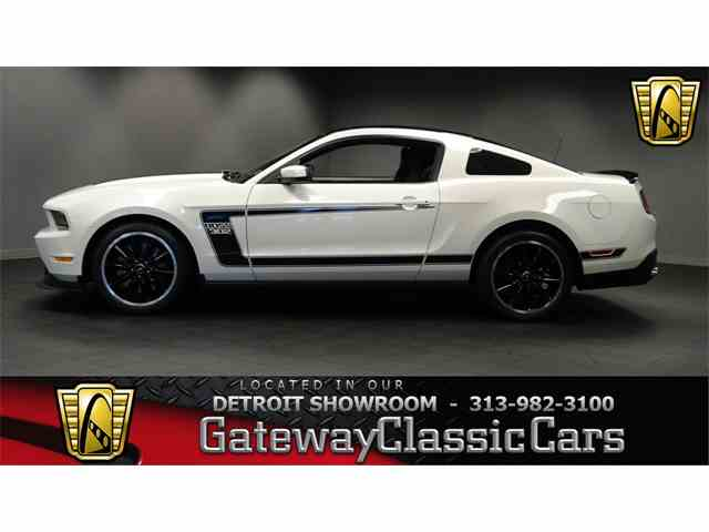 2012 Ford Mustang | 978028