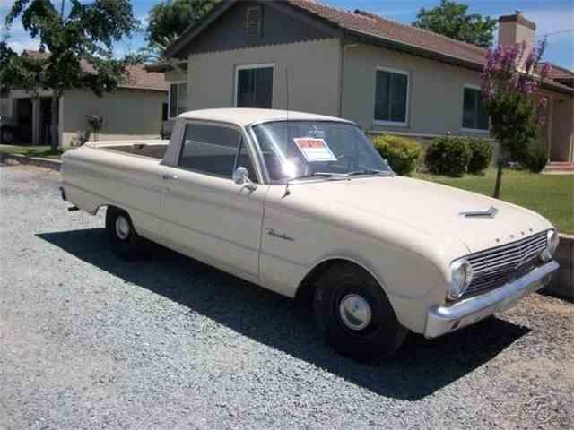1963 Ford Ranchero | 970803