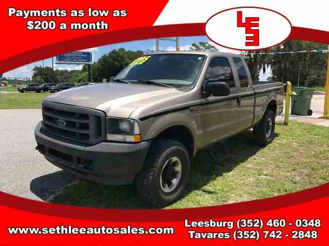 2003 Ford F250 | 978030