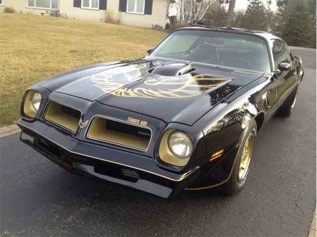 1976 Pontiac Firebird Trans Am | 978033