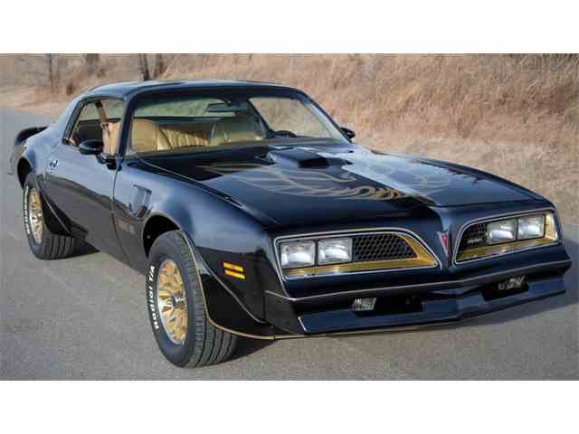 1977 Pontiac Firebird Trans Am | 978054