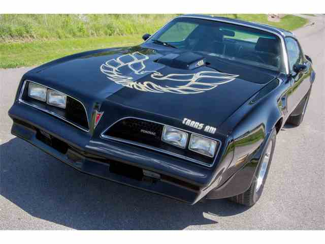 1977 Pontiac Firebird Trans Am | 978093