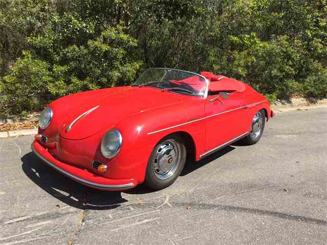 1956 Porsche Speedster | 970081