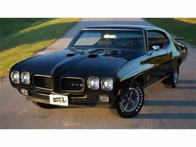1970 Pontiac Gto For Sale On Classiccars Com 53 Available
