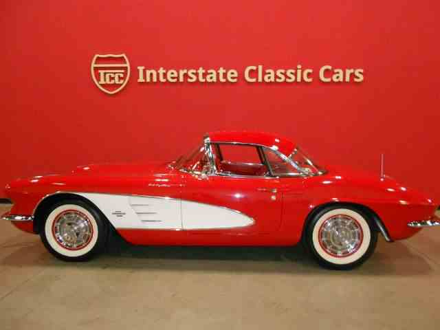 1961 Chevrolet Corvette Fuel-Injected Roadste | 978112