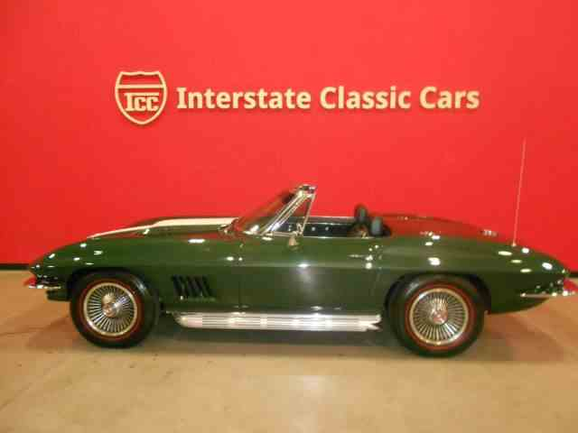 1967 Chevrolet Corvette 427 Roadster | 978113