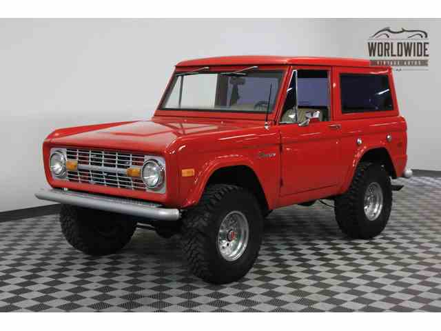 1971 Ford Bronco   978120