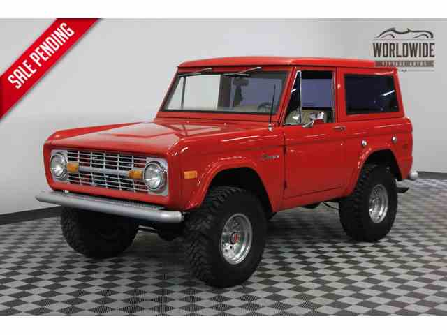 1971 Ford Bronco | 978120