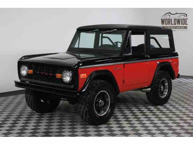 1974 Ford Bronco | 978123