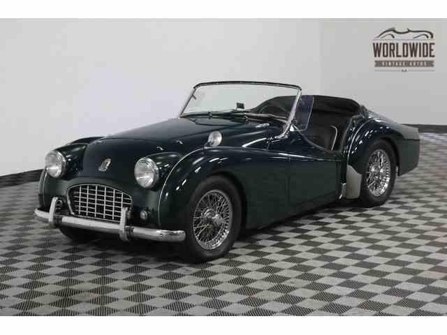 1956 Triumph TR3 | 978128