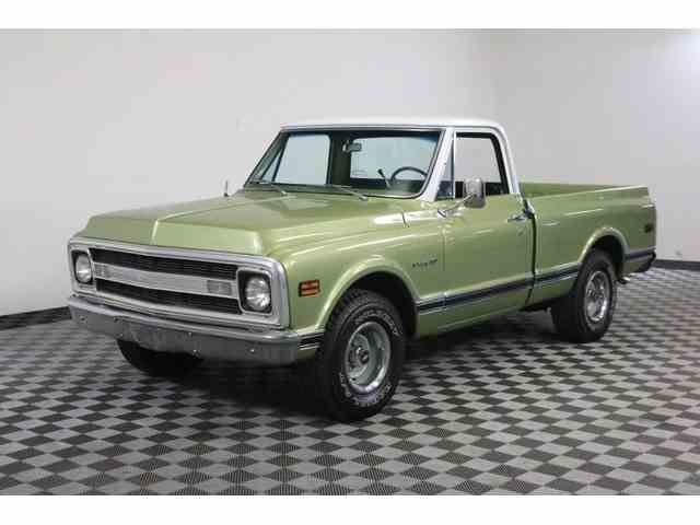 1970 Chevrolet C/K 10 | 978129