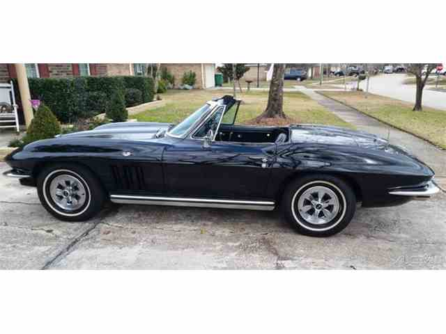 1965 Chevrolet Corvette Stingray Convertible | 970813