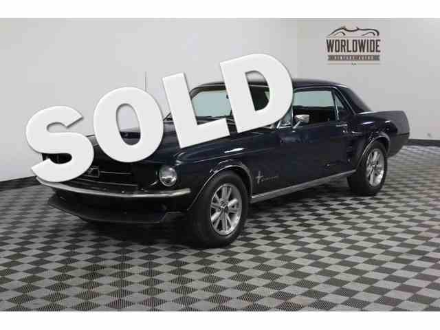 1967 Ford Mustang | 978134