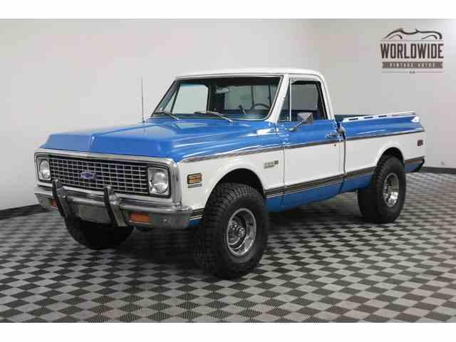 1972 Chevrolet Cheyenne | 978135