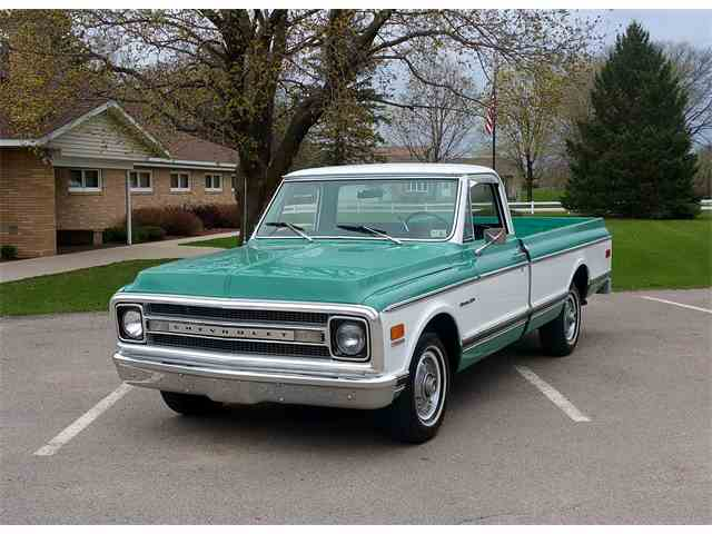 1972 Chevrolet C/K 10 | 978146