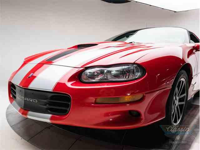 2002 Chevrolet Camaro SS ANNIVERSARY EDITION | 978153