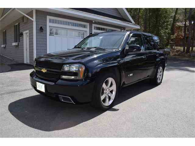 2007 Chevrolet Trailblazer | 978154