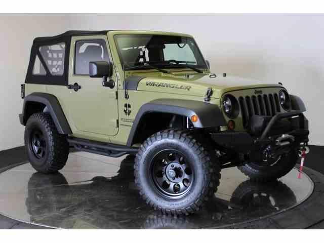 2013 Jeep Wrangler | 978159