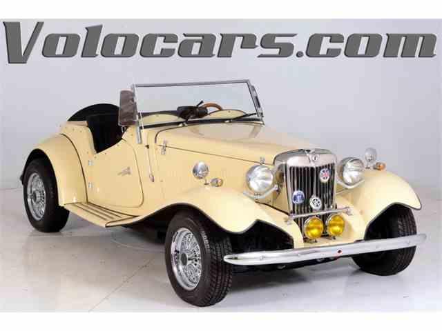 1952 MG TD | 978163