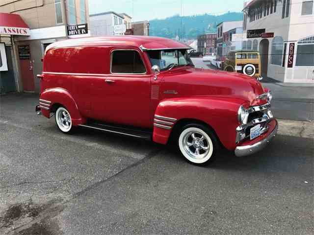 1954 Chevrolet Panel Truck | 978165
