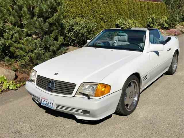 1991 Mercedes-Benz SL500 | 978166