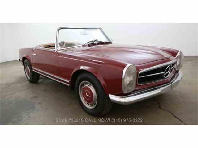 1967 Mercedes-Benz 230SL | 978174