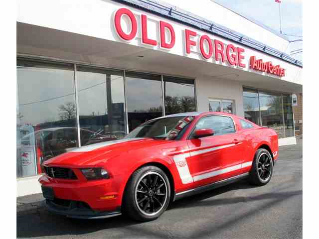 2012 Ford Mustang | 978180