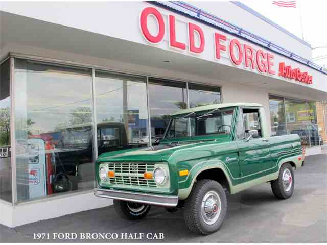 1971 Ford Bronco | 978182
