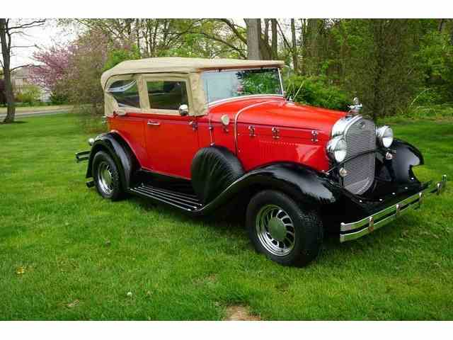 1932 Ford MODEL A REPLICA CONVERTIBLE | 978190