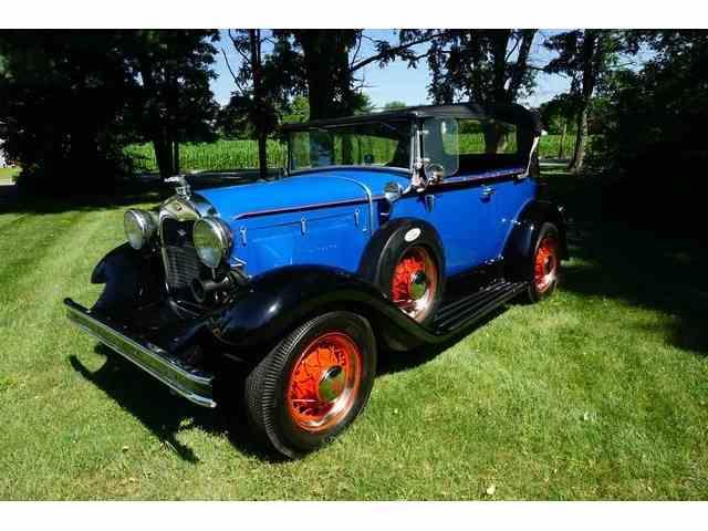 1932 Ford MODEL A PHAETON REPLICA | 978190