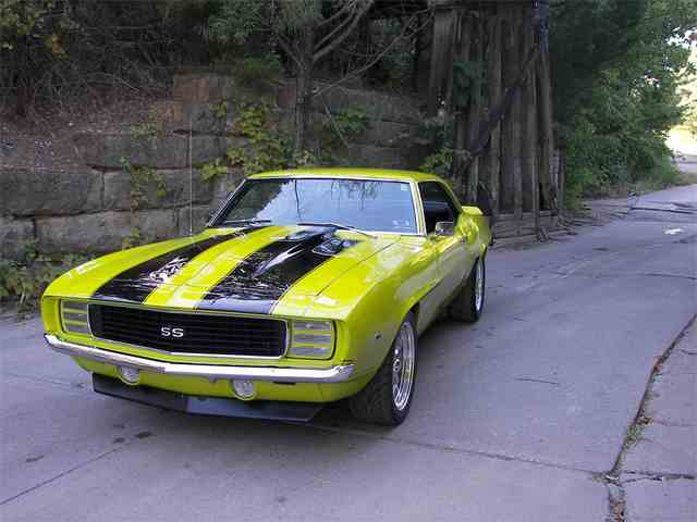 1969 chevrolet camaro rs ss for sale on 22 available. Black Bedroom Furniture Sets. Home Design Ideas