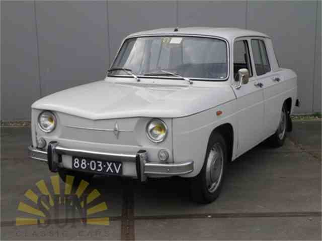 1967 Renault R8   978199