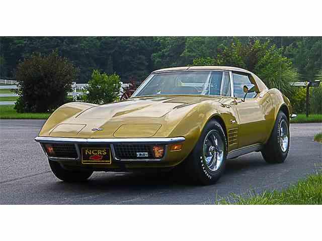 1971 Chevrolet Corvette | 978208
