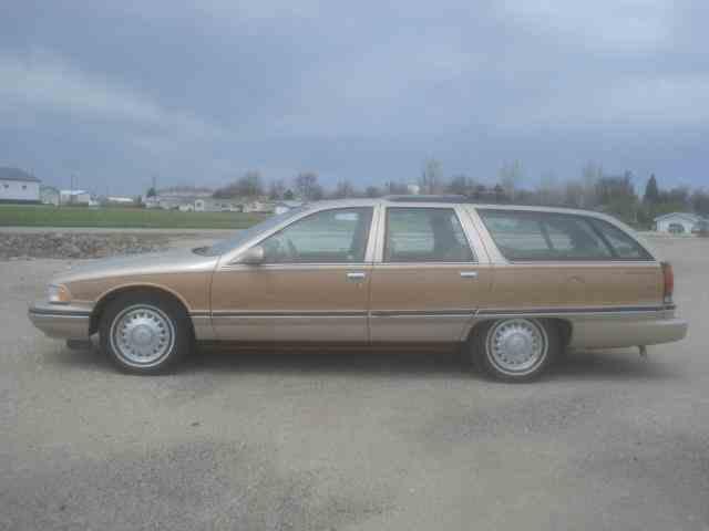 1995 Buick Roadmaster | 978210