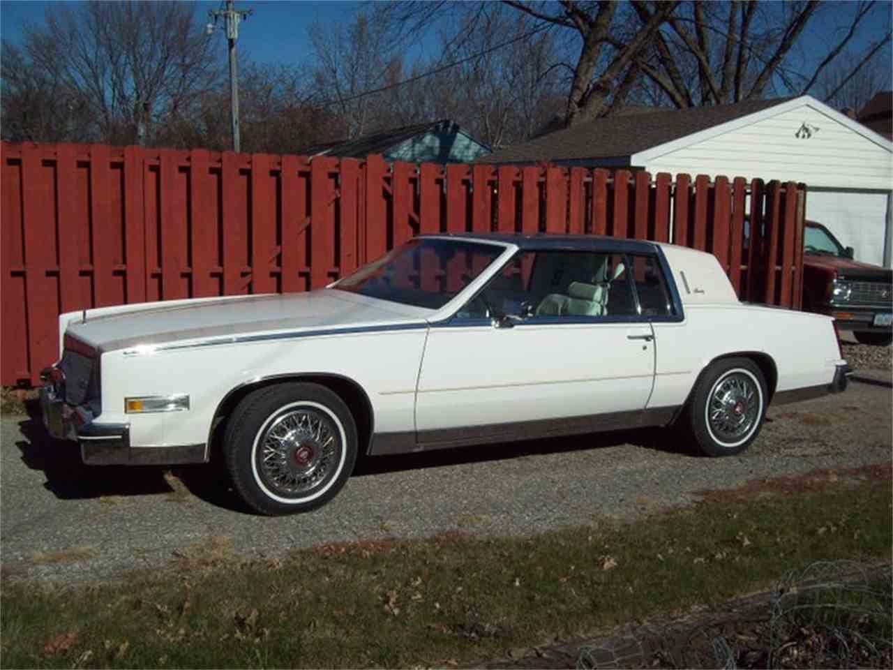 1985 Eldorado Biarritz >> 1985 Cadillac Eldorado Biarritz for Sale   ClassicCars.com   CC-978215