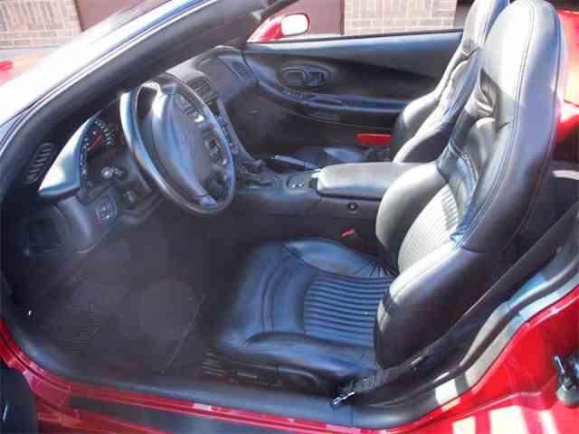 2001 Chevrolet Corvette | 978219