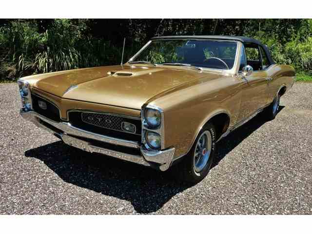 1967 Pontiac GTO | 970822