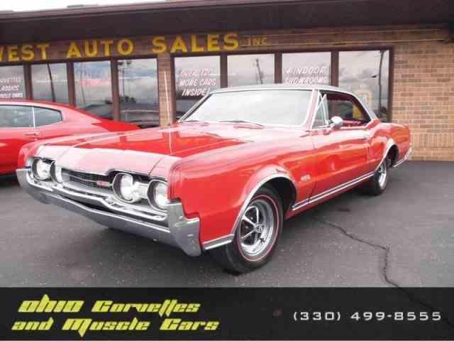 1967 Oldsmobile 442 | 978220