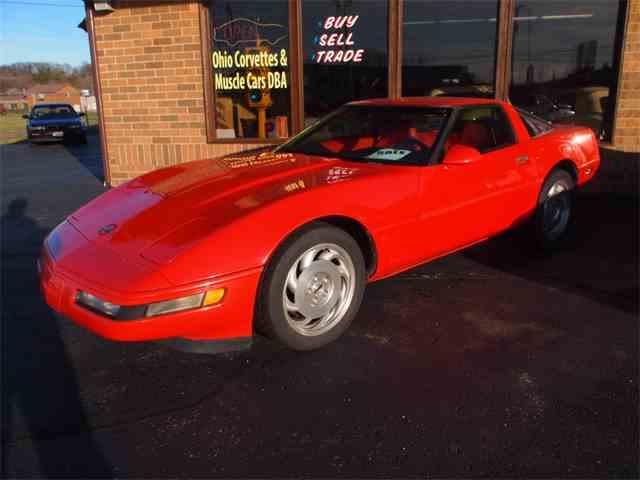 1995 Chevrolet Corvette | 978223