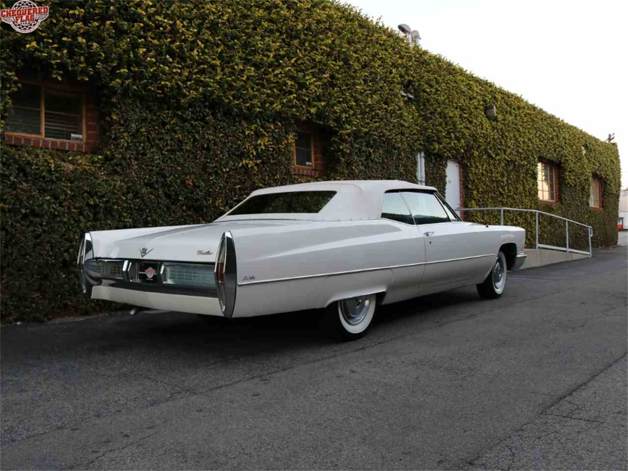 1967 cadillac deville for sale cc 970823. Black Bedroom Furniture Sets. Home Design Ideas