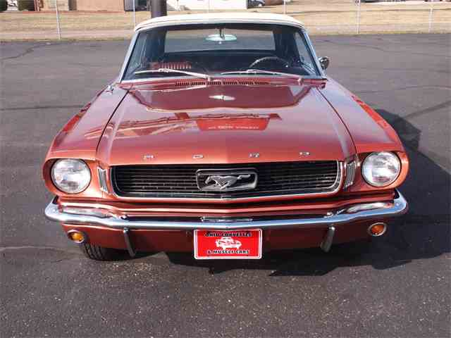 1966 Ford Mustang | 978231