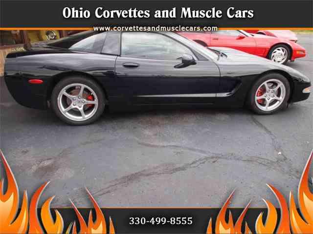 2000 Chevrolet Corvette | 978232