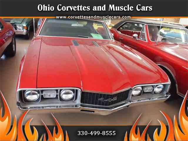 1968 Oldsmobile 442 | 978234
