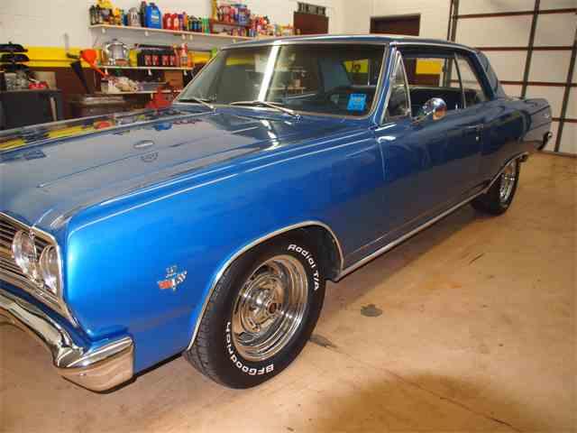 1965 Chevrolet Malibu | 978239