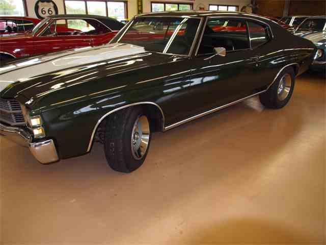 1971 Chevrolet Chevelle | 978243