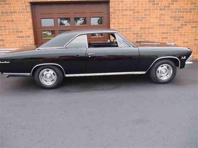 1966 Chevrolet Chevelle   978250