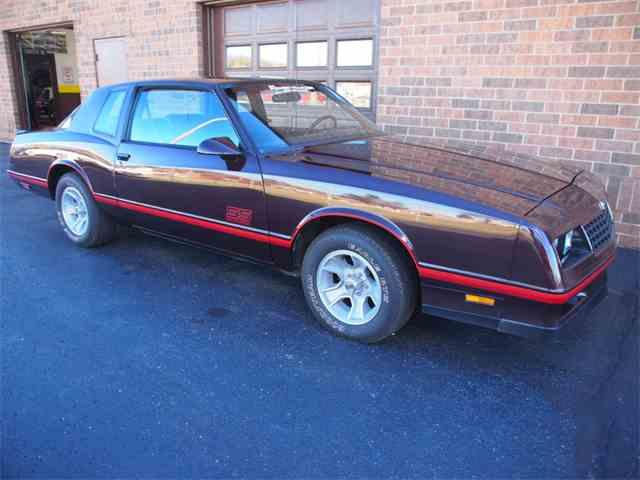 1987 Chevrolet Monte Carlo | 978251