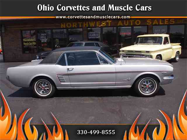 1966 Ford Mustang | 978255
