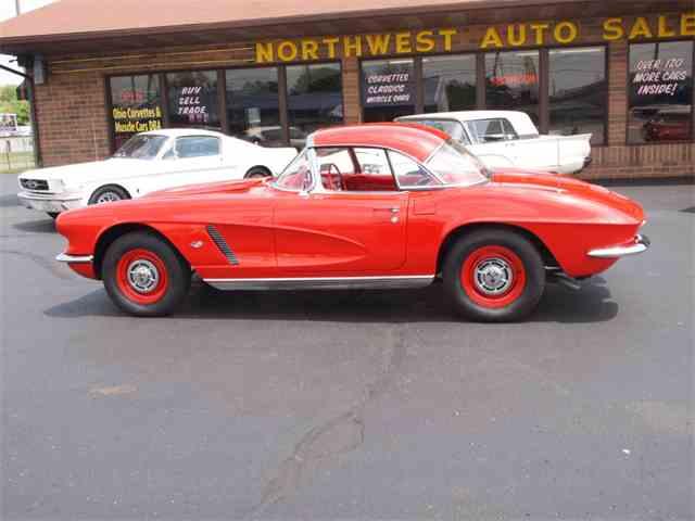 1962 Chevrolet Corvette | 978265
