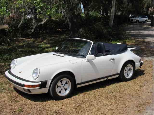 1988 Porsche 911 Carrera | 978267